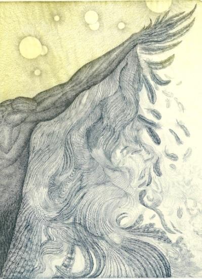 IKAROS_2012 24×18cm Copper engraving